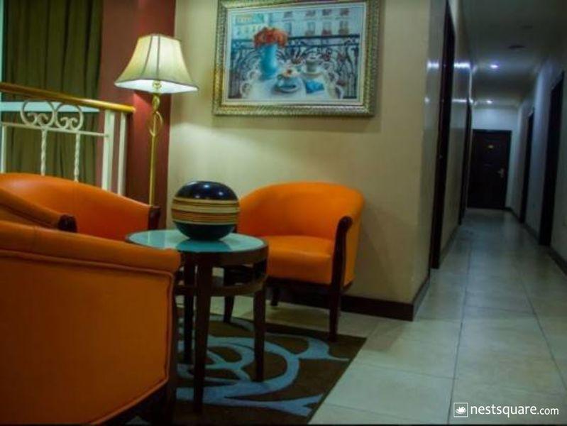 Crystal Court Hotel, Lekki