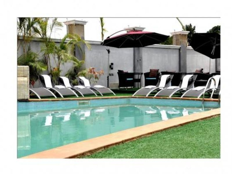 Begonia Hotel, Ibadan